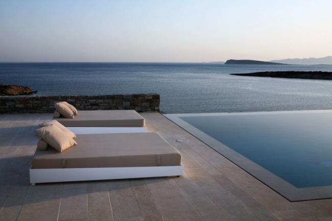 Azur Bay Villa - Paros